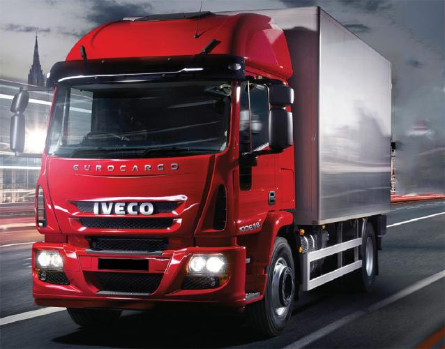 IVECO EUROCARGO ML 100E18