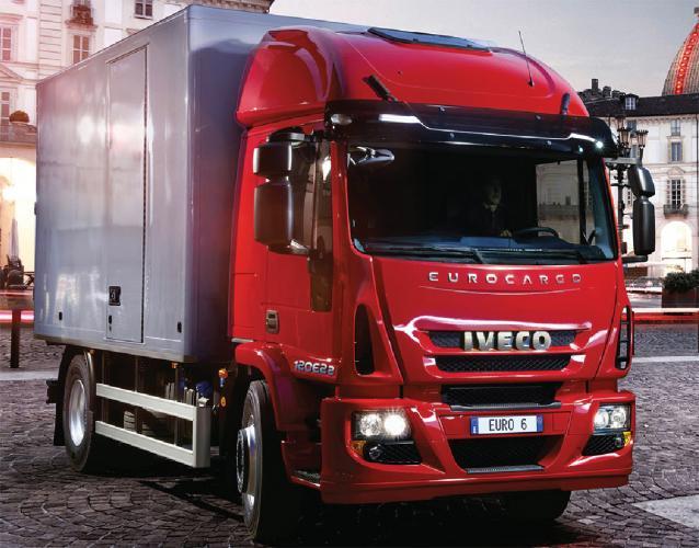 IVECO EUROCARGO ML 120E22